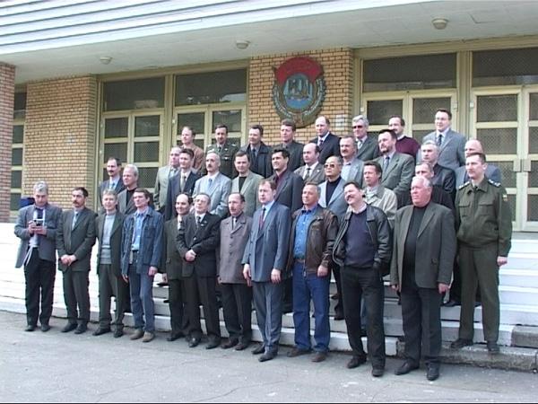Встреча СД 79 2004г. Люберцы