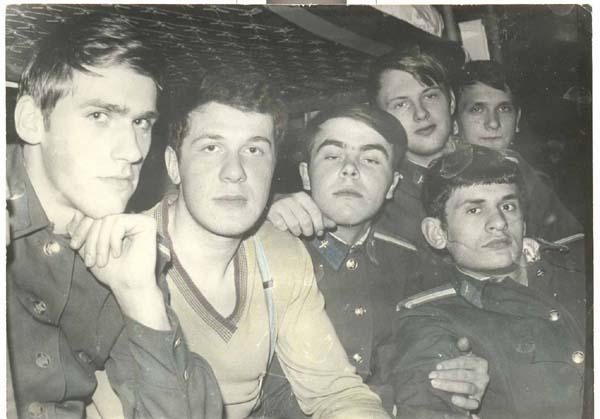 Найденов, Прокопович, Скворцов, Ропаев, Ушев, Курбатов