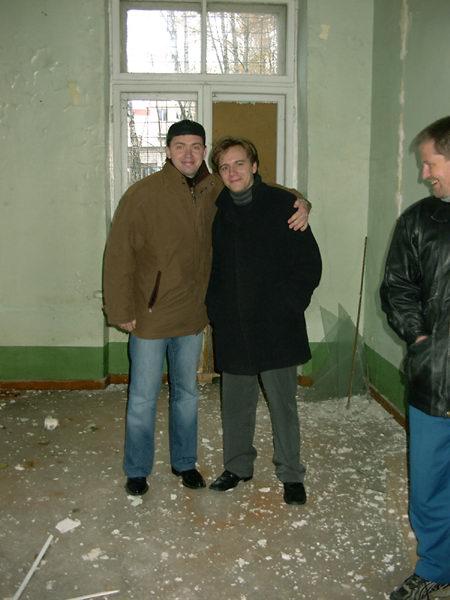 Гайтер и Сухотин