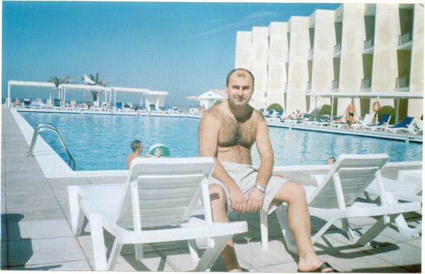 Ноябрь 2003 года. Дубай. ОАЭ